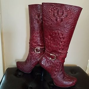 Mexican hand made Boots